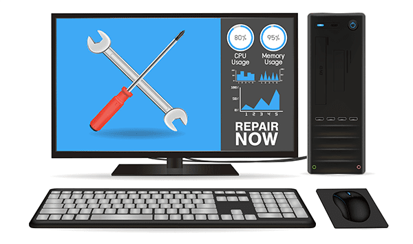 Computer Repair Redland Bay - PC Computer with Network Installation